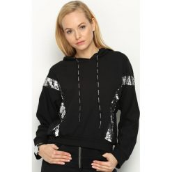 Bluzy damskie: Czarna Bluza West