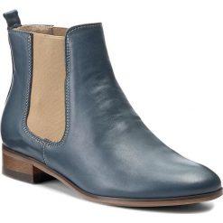 Sztyblety SERGIO BARDI - Bracciano FW127264217JR 150. Niebieskie buty zimowe damskie Sergio Bardi, z materiału, na obcasie. W wyprzedaży za 219,00 zł.