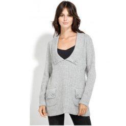 William De Faye Sweter Damski Xxl Szary. Szare swetry klasyczne damskie William de Faye, m, z kaszmiru. Za 219,00 zł.