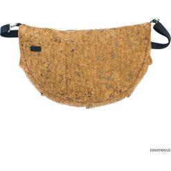 Huba Yoga Brown. Brązowe torby na ramię męskie marki Kazar, ze skóry, przez ramię, małe. Za 220,00 zł.