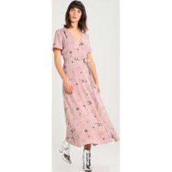 Długie sukienki: mint&berry MAXI WRAP DRESS CACHE COEUR Sukienka letnia rose