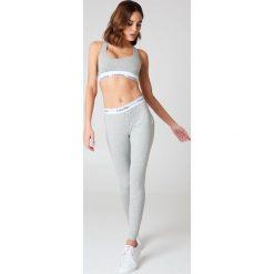 Calvin Klein Spodnie piżamowe Modern Cotton - Grey. Szare piżamy damskie Calvin Klein, s, z dżerseju. Za 185,95 zł.