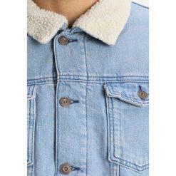 Kurtki męskie bomber: YOURTURN Kurtka jeansowa light blue