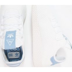 Adidas Originals PW TENNIS HU Tenisówki i Trampki footwear white/chalk white. Białe tenisówki damskie adidas Originals, z materiału. Za 449,00 zł.