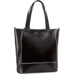 Torebka CREOLE - RBI10138 Czarny. Czarne torebki klasyczne damskie Creole, ze skóry. W wyprzedaży za 309,00 zł.