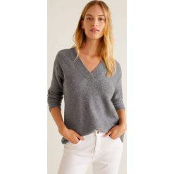 Swetry klasyczne damskie: Mango - Sweter Betsy