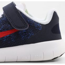 Nike Performance FREE 2 Obuwie do biegania neutralne obsidian/university red/racer blue/photo blue. Niebieskie buty do biegania damskie Nike Performance, z materiału. W wyprzedaży za 224,25 zł.