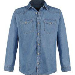 Koszule męskie na spinki: Produkt Next Western Shirt Koszula niebieski