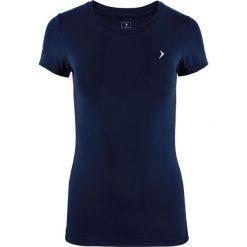 Topy sportowe damskie: Outhorn Koszulka damska HOL18-TSDF600 granatowa r. M