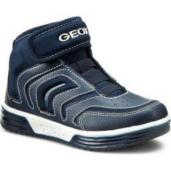 Buty dziecięce: Sneakersy GEOX - J Argonat B.A J6429A 015BU C4002 Morski