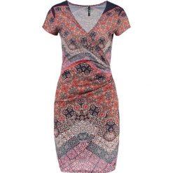 Sukienki hiszpanki: Smash AVELINA Sukienka z dżerseju rose
