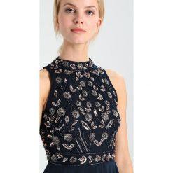 Lace & Beads ALLEY SKATER Sukienka koktajlowa navy. Niebieskie sukienki koktajlowe marki Lace & Beads, z materiału. Za 399,00 zł.