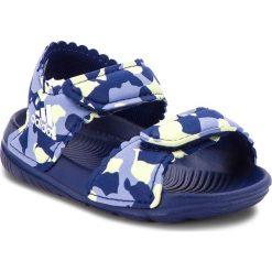 Sandały adidas - AltaSwim G I DA9603 Reapur/Chapur/Sefrye. Niebieskie sandały chłopięce Adidas, z materiału. Za 99,00 zł.