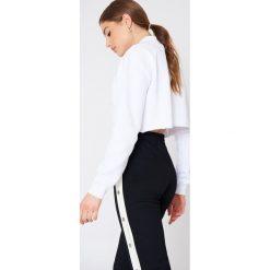 Bluzy rozpinane damskie: Josefin Ekström for NA-KD Bluza Rad - White