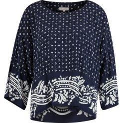 Part Two MIRAI Bluzka dark blue. Czarne bluzki damskie marki Fille Du Couturier, z bawełny. Za 379,00 zł.