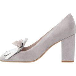 Kennel + Schmenger KAREN Czółenka alu/light silver. Szare buty ślubne damskie Kennel + Schmenger, z materiału. Za 929,00 zł.