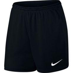 Spodenki sportowe męskie: Nike Spodenki damskie W Park Knit Short NB czarny r. XL (833053 010)