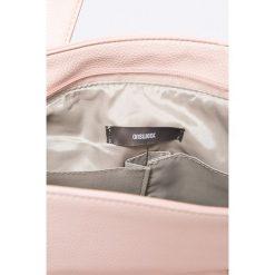 Answear - Torebka Blossom Mood. Szare torebki klasyczne damskie marki ANSWEAR, w paski, z materiału, duże. W wyprzedaży za 79,90 zł.