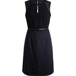 Sukienki hiszpanki: comma KURZ Sukienka koktajlowa blue