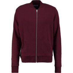Swetry rozpinane męskie: Legends ZUMA Kardigan burgundy