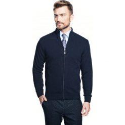 Sweter onley stójka granatowy. Niebieskie swetry klasyczne męskie Recman, m, ze stójką. Za 249,00 zł.
