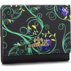 Mały Portfel Damski WITTCHEN - 14-1S-066-1X Black. Czarne portfele damskie Wittchen, ze skóry. Za 229,00 zł.