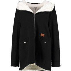 Płaszcze damskie pastelowe: Billabong MAGDA Krótki płaszcz off black