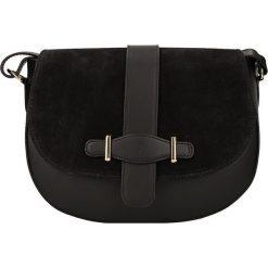 """Torebki klasyczne damskie: Skórzana torebka """"Trocadero"""" w kolorze czarnym – 29,5 x 23 x 9,5 cm"""