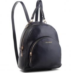 Plecak COCCINELLE - DS5 Alpha E1 DS5 13 01 01 Bleu B11. Czarne plecaki damskie Coccinelle, ze skóry, eleganckie. Za 1299,90 zł.