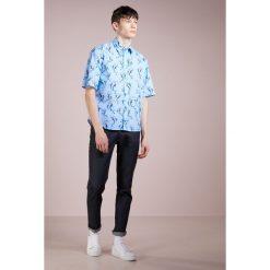 Band of Outsiders SLIM FIT  Koszula sky blue. Niebieskie koszule męskie slim marki Polo Ralph Lauren, m, z bawełny, polo. W wyprzedaży za 535,20 zł.