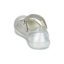 Baleriny Dziecko Citrouille et Compagnie  ITSONBU. Szare baleriny dziewczęce marki Citrouille et Compagnie. Za 209,00 zł.