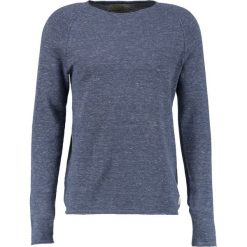 Swetry męskie: Jack & Jones JJVCUNION Sweter blue nights melange