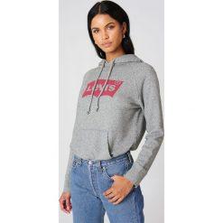 Levi's Bluza z kapturem Graphic - Grey. Szare bluzy rozpinane damskie Levi's®, s, z kapturem. Za 222,95 zł.