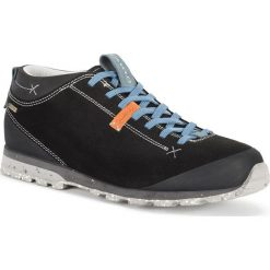 Buty trekkingowe męskie: Aku Buty męskie Bellamont Suede Gtx Black/ Light Blue r. 41.5 (504-252-7)