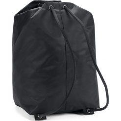 Torby podróżne: Under Armour Worek Essentials Sackpack czarny (1306394-001)