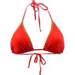 """Biustonosz bikini """"Grimaud"""" w kolorze czerwonym. Czerwone biustonosze Val d´Azur. W wyprzedaży za 173,95 zł."""
