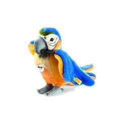 Steiff  Maskotka Papuga Lori 26 cm. Szare przytulanki i maskotki marki Steiff, z materiału. Za 248,00 zł.