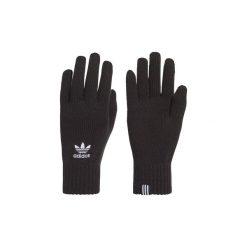 Rękawiczki adidas  Rękawiczki smartfonowe. Czarne rękawiczki damskie Adidas. Za 89,95 zł.