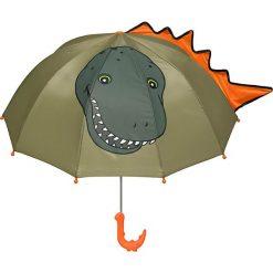 """Parasole: Parasol """"Dino"""" w kolorze szarobrązowo-zielonym"""