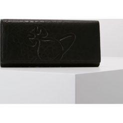Vivienne Westwood OXFORD LONG CARD HOLDER Portfel black. Czarne portfele damskie marki Vivienne Westwood. Za 759,00 zł.