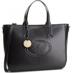 Torebka EMPORIO ARMANI - Y3D082 YH18A 80001 Black. Czarne torebki klasyczne damskie Emporio Armani, ze skóry ekologicznej, zdobione. Za 939,00 zł.