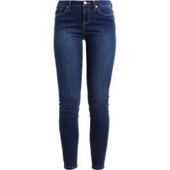 Morgan PBASA Jeans Skinny Fit jean brut. Niebieskie jeansy damskie marki Morgan, z bawełny. W wyprzedaży za 170,10 zł.