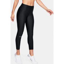 Spodnie sportowe damskie: Under Armour Spodnie damskie UA HG ARMOUR ANKLE CROP czarne r. XS (1309628-001)