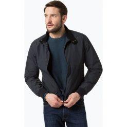 Barbour - Kurtka męska – Royston, niebieski. Niebieskie kurtki męskie Barbour, l, prążkowane, sportowe. Za 599,95 zł.