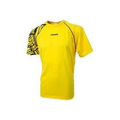 Koszulki sportowe męskie: REUSCH koszulka Lakota Shortsleeve żółta r. S (32102)