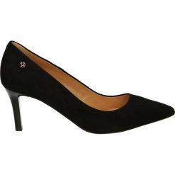 Buty ślubne damskie: Czółenka - 1636 C NE W18