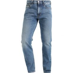 Spodnie męskie: Calvin Klein Jeans SLIM STRAIGHT ISOLATION Jeansy Slim Fit isolation blue