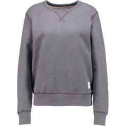 Bluzy rozpinane damskie: Converse ESSENTIALS CREW Bluza mottled dark grey