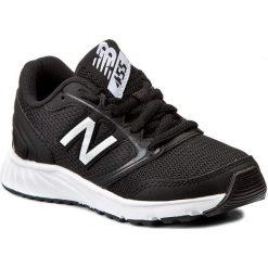 Trampki chłopięce: Sneakersy NEW BALANCE – KJ455BWY  Czarny