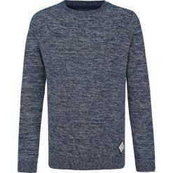 Urban Surface Knitted Melange Sweater Sweter z dzianiny granatowy. Niebieskie swetry klasyczne męskie Urban Surface, s, z dzianiny. Za 121,90 zł.